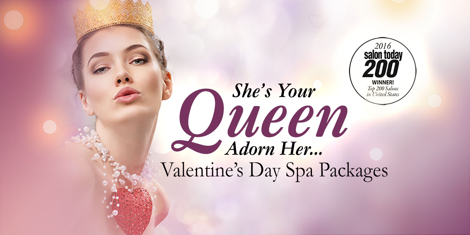Valentine's Day Spa Packages