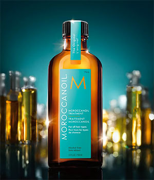 Moroccanoil Bottle