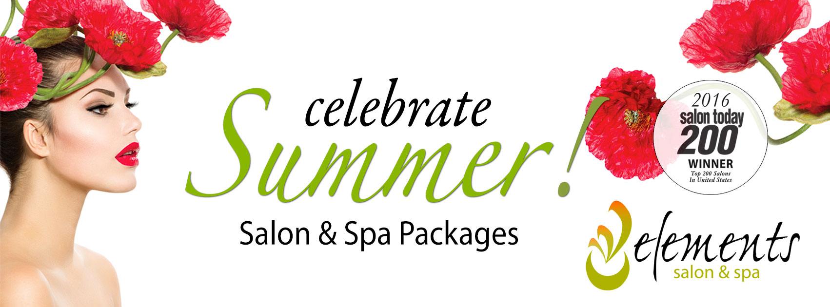 Summer Salon & Spa Packages